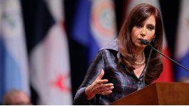 Cristina contra todos: denunció una operación política internacional