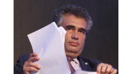 Vanoli asiste a la comision bicameral por las cuentas ocultas en Suiza