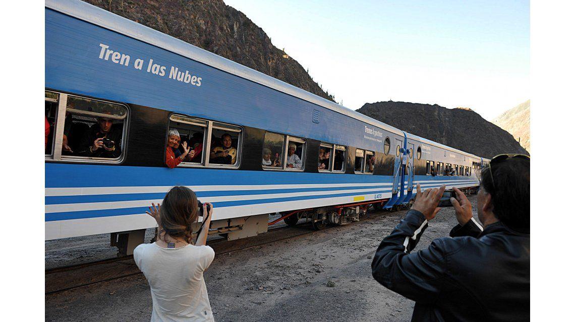 Por primera vez el Tren a las Nubes estará en actividad durante el verano