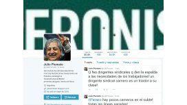 Polémica: para Julio Piumato, hoy no paran los que mataron a Nisman