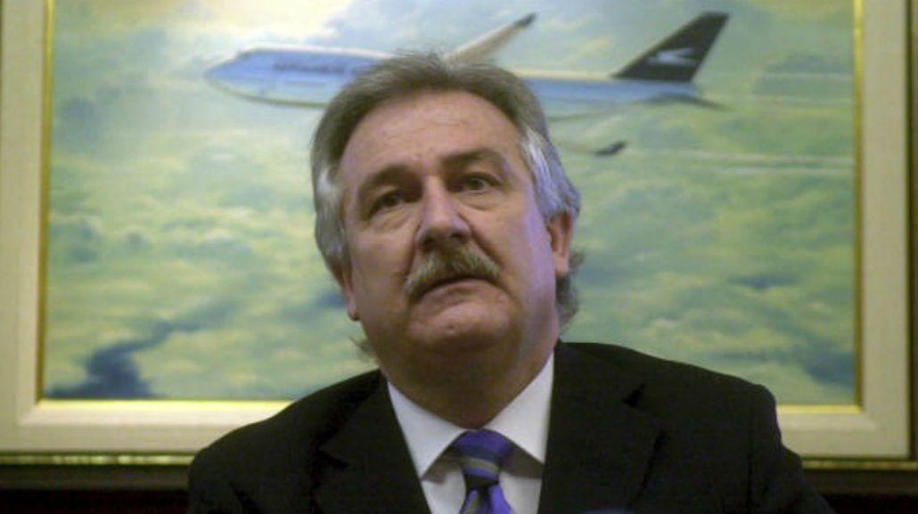 Ex presidente español de Aerolíneas Argentinas cumple su condena a dos años en la prisión de España
