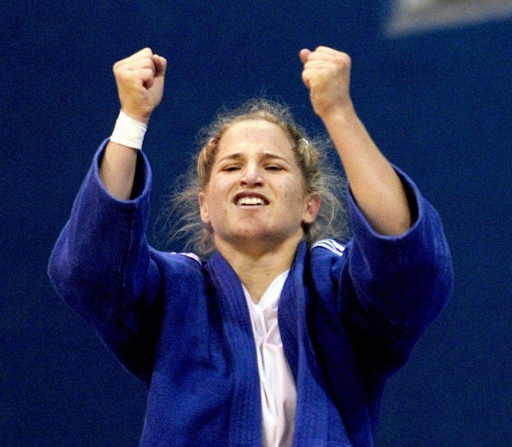 Grand Prix 2015: Paula Pareto ganó su tercera medalla de oro consecutiva