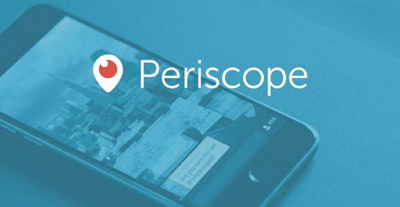 Ahora los videos de Periscope podrán verse directamente a través de Twitter