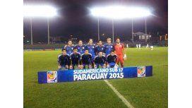 El Sub-17 clasificó al Mundial de Chile 2015