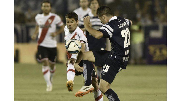 River y Gimnasia juegan la segunda semifinal en San Juan