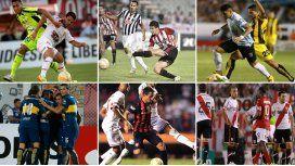 Las chances de clasificar a octavos de los equipos argentinos