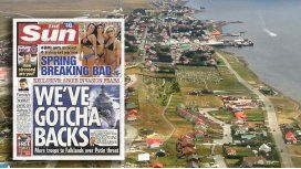 Londres confirma el envío de tropas a Malvinas por amenaza argentina