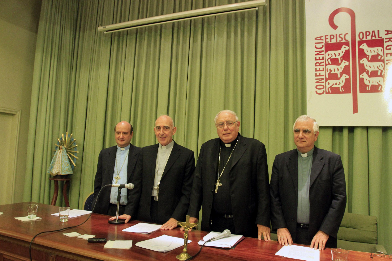El Episcopado condenó la corrupción que involucra a miembros de la Iglesia