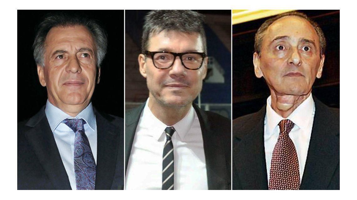 Cristóbal López y Héctor Magnetto firmaron un acuerdo por $1500 millones