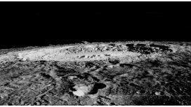 Encuentran un nuevo gigantesco cráter en la Luna, uno de los más grandes que tiene