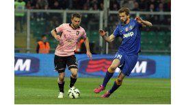 La Juventus le ganó a Palermo y se encamina a un nuevo Scudetto