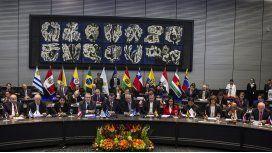 Reclamo de la Unasur a EE.UU. por Venezuela