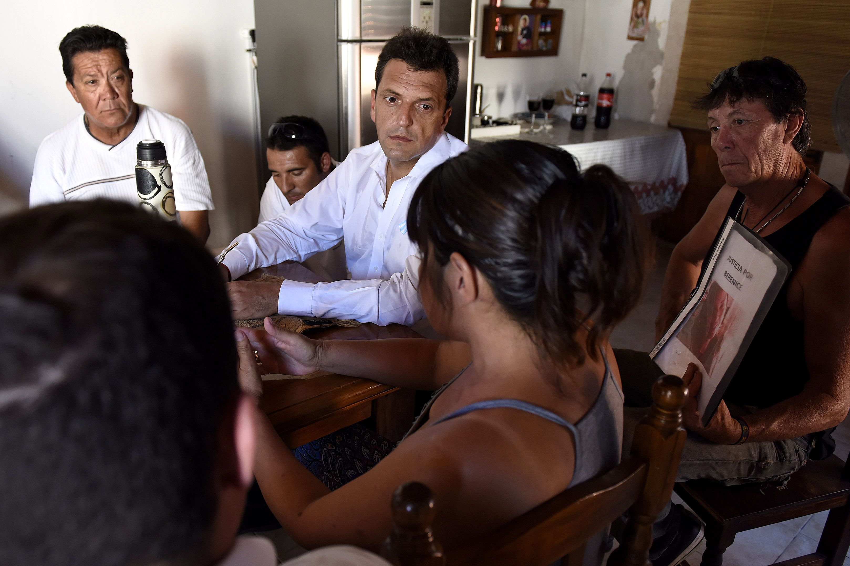 Massa vuelve a la ofensiva contra la reforma del Código Penal