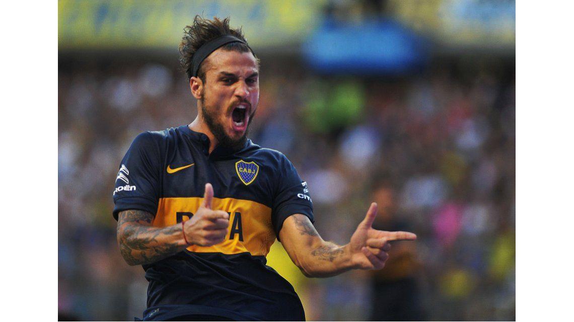 Osvaldo rescindió contrato con el Porto y será jugador de Boca
