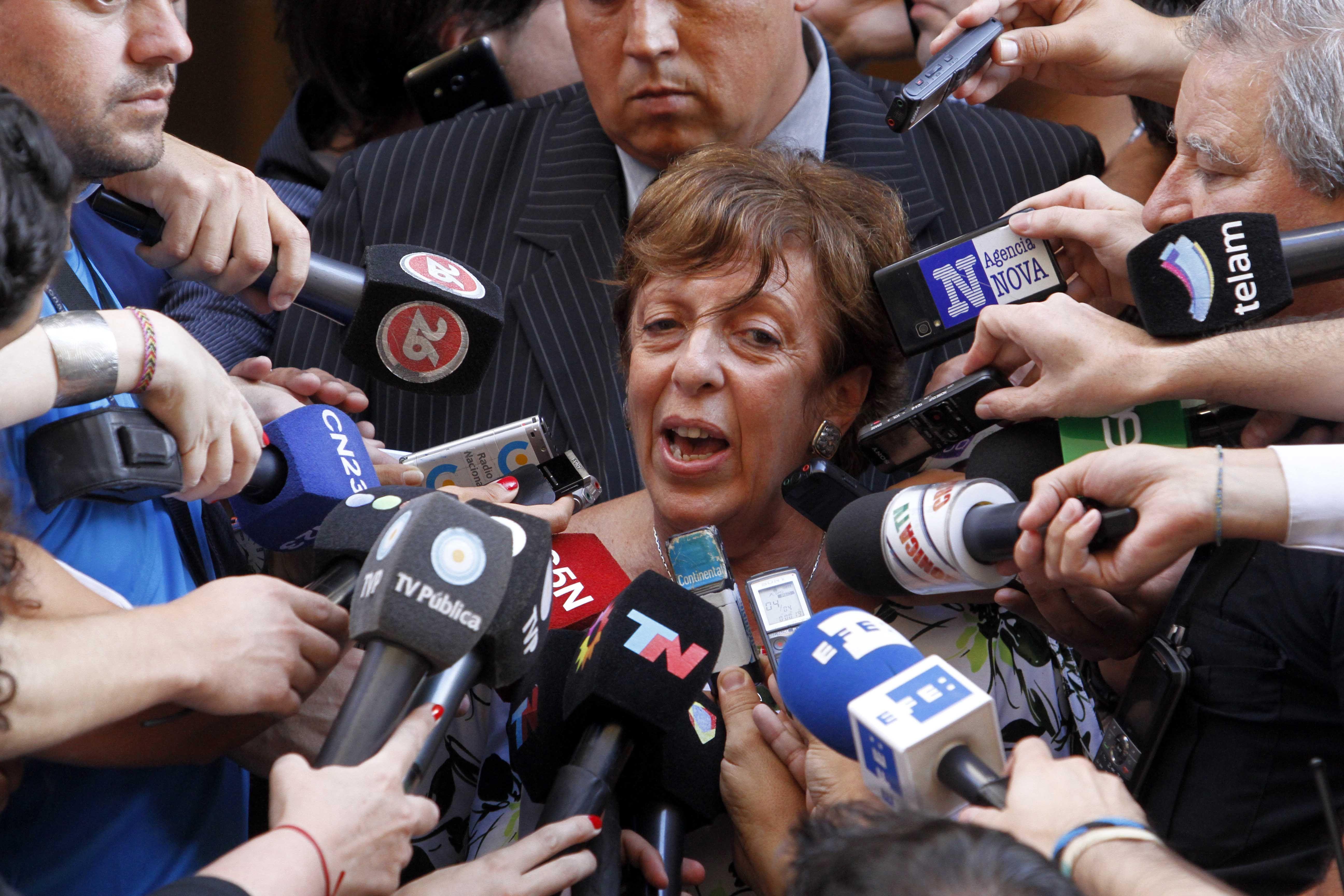 Fein realizó un nuevo peritaje en el despacho de Nisman en la UFI-AMIA
