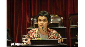 Maria Eugenia Estenssoro renunció dejó la política