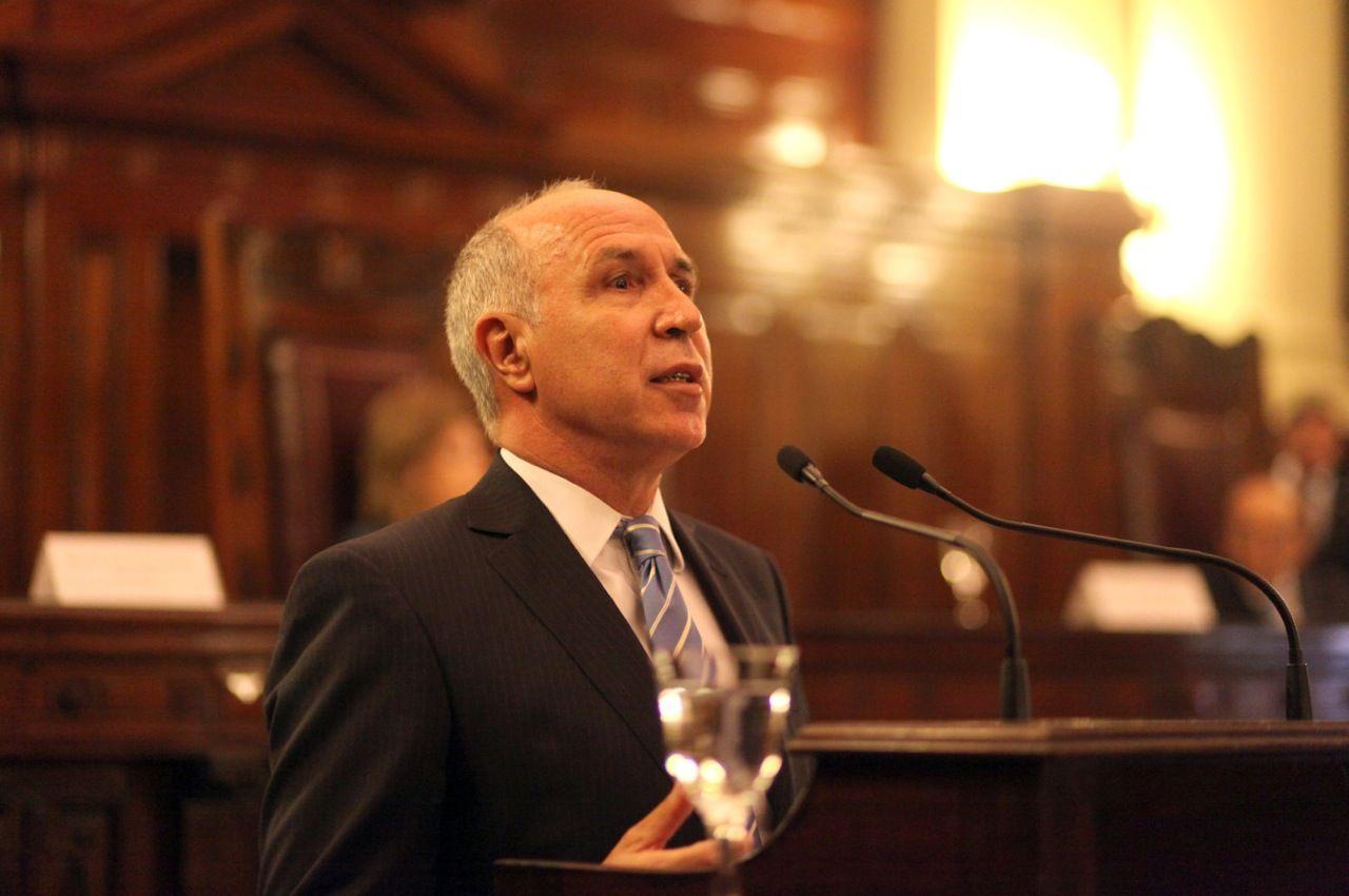 Ricardo Lorenzetti.