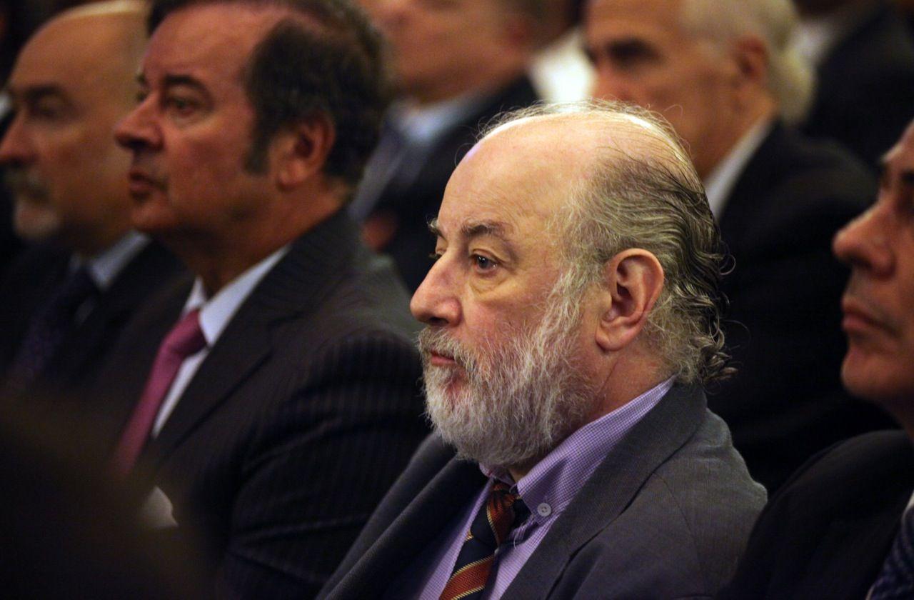 El juez Claudio Bonadio
