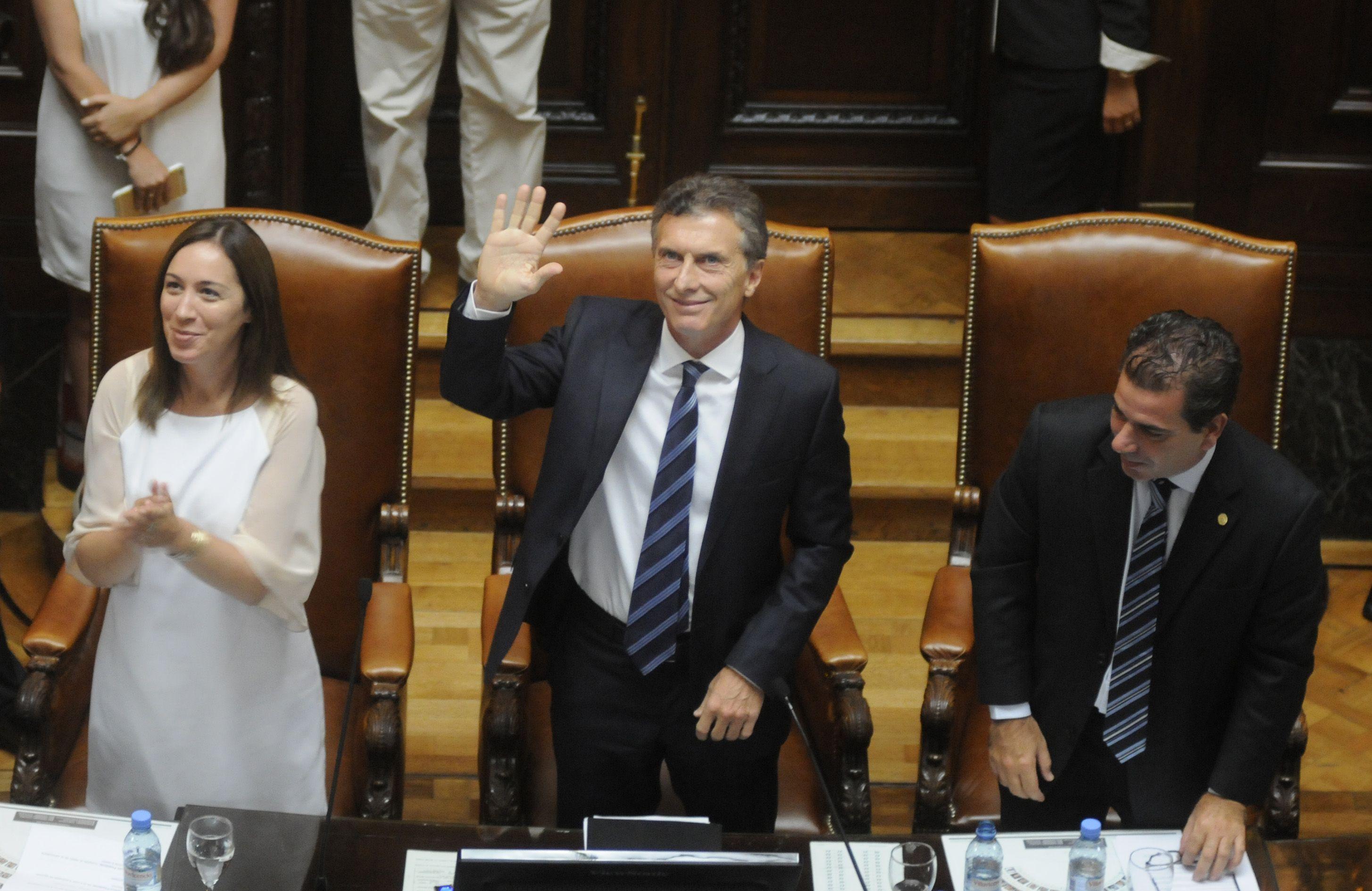 Macri, sobre la posible fórmula presidencial con Michetti: No la veo