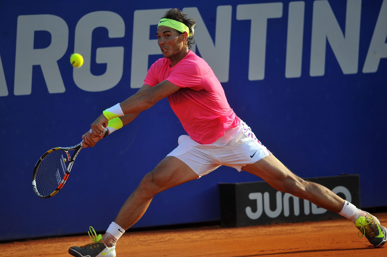 Presencia de lujo: Rafael Nadal jugará el ATP de Buenos Aires