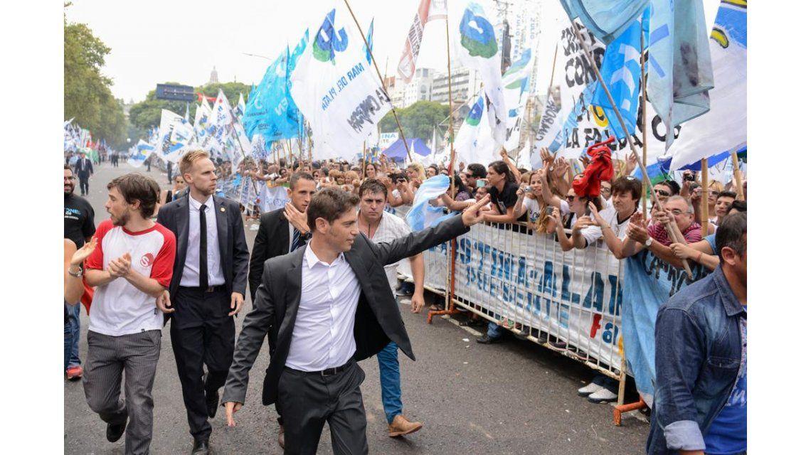 Kicillof le respondió al periodista del Financial: CFK te dejó mareado