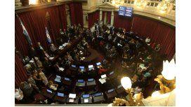 El Senado trata paquete de leyes para implementar el Código Procesal Penal