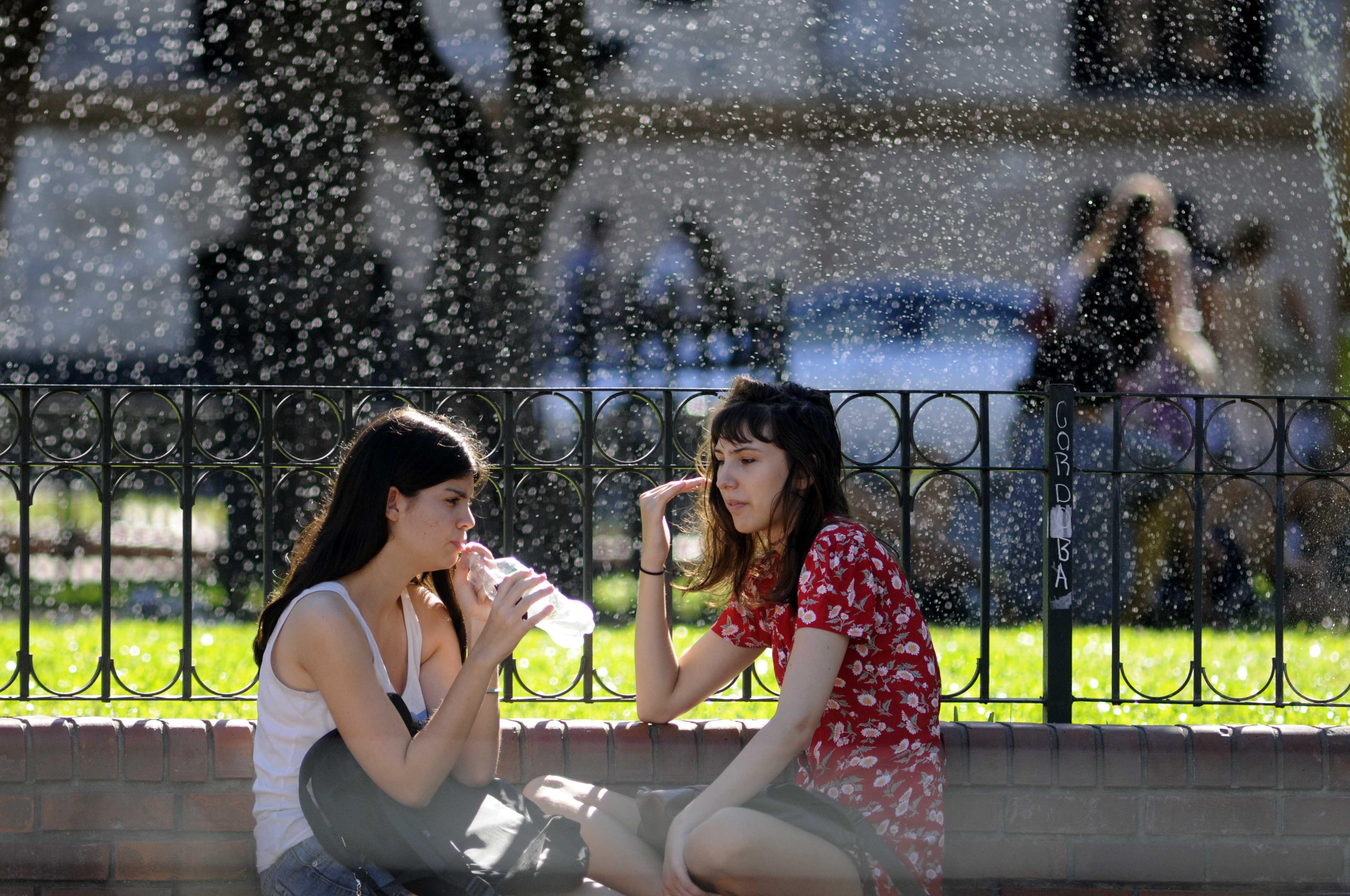 A prepararse: arranca una semana de extremo calor en Capital y GBA