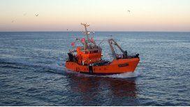 Gesell: intensifican búsqueda de tripulantes del pesquero hundido
