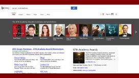 Oscar 2015: Bing le ganó a Google en las predicciones