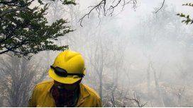 El fuego ya arrasó diez mil hectáreas de bosque