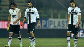 Con una deuda de 220 millones de euros, el Parma declaró la bancarrota