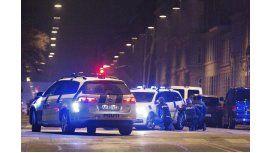 Escuchá el audio del ataque terrorista en Dinamarca