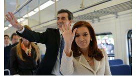 CFK sobre la estatización de trenes: Es un día histórico