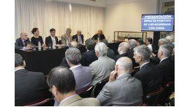 De Vido brindó detalles de los acuerdo con China en reunión con metalúrgicos