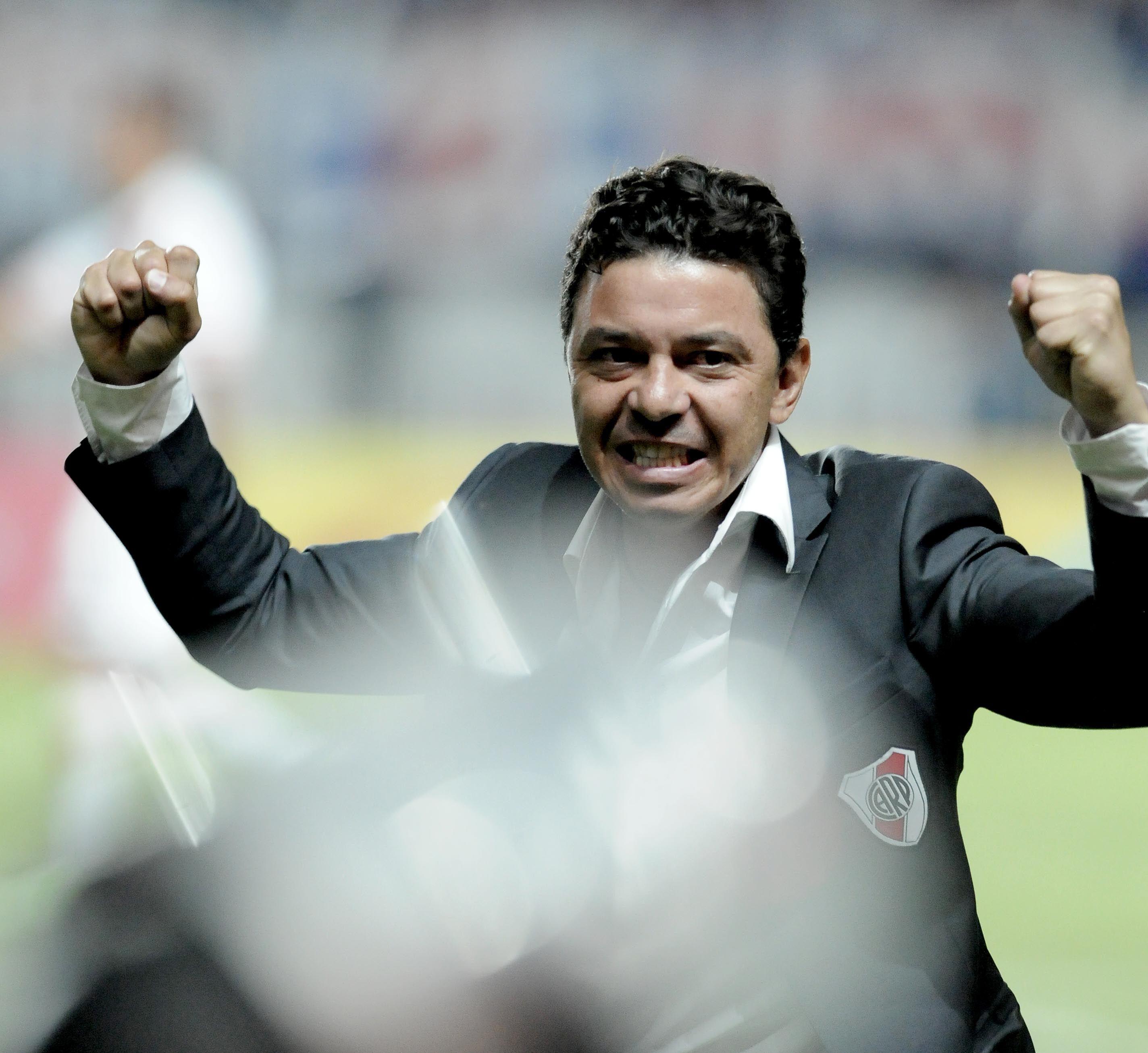 Gallardo, emocionado: Los jugadores hicieron un esfuerzo sublime