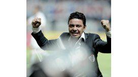 El impresionante récord de Gallardo dirigiendo en torneos internacionales
