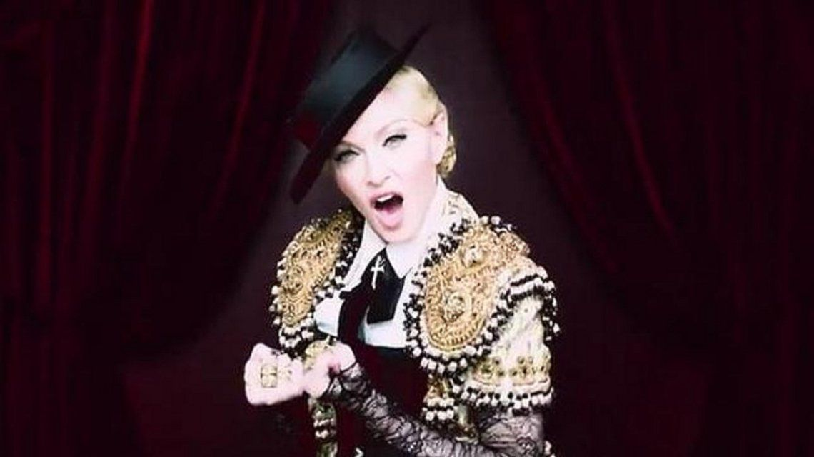Madonna innovadora: estrenó su nuevo videoclip a través de Snapchat