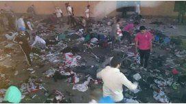 Egipto: ascienden a 27 los muertos por enfrentamiento entre hinchas y policías