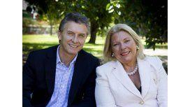 Macri y Carrió anunciaron una alianza y competirán en las PASO por la Presidencia