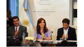 CFK reiteró que la libertad de expresión es para los 40 millones de argentinos incluida ella