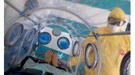 El Ébola en primera persona: el testimonio de una paciente argentina