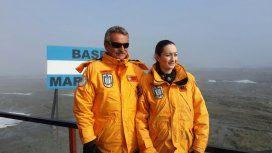Así es la campaña Antártica en la Base Marambio