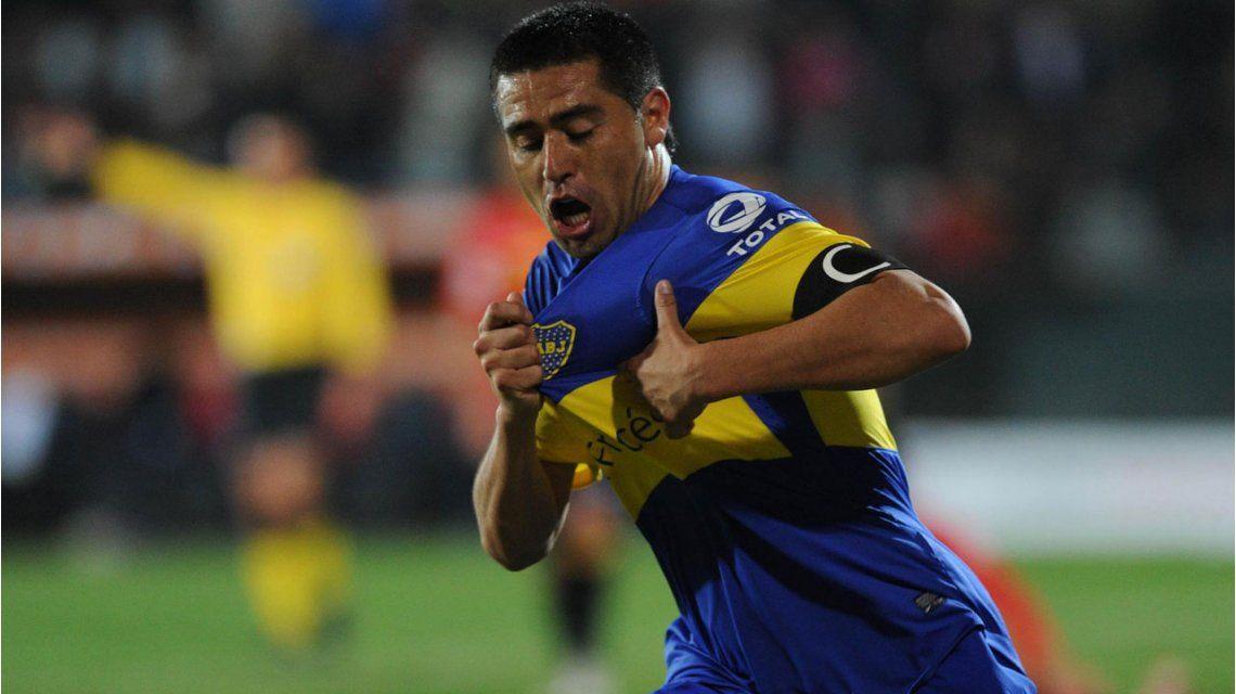Bombazo: ¿Juan Román Riquelme vuelve a jugar al fútbol?
