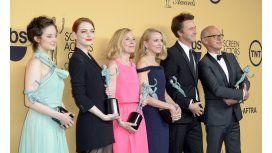 Birdman fue la gran ganadora de los premios SAG