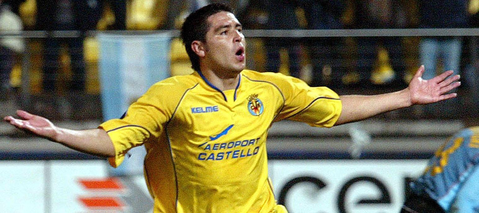 Riquelme contó la verdad sobre la pelea que provocó su salida del Villarreal