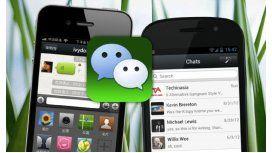 WeChat tiene 1.1 mil millones de registrados
