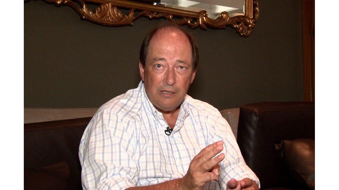 Sanz insiste con la necesidad de crear una Conadep de la corrupción