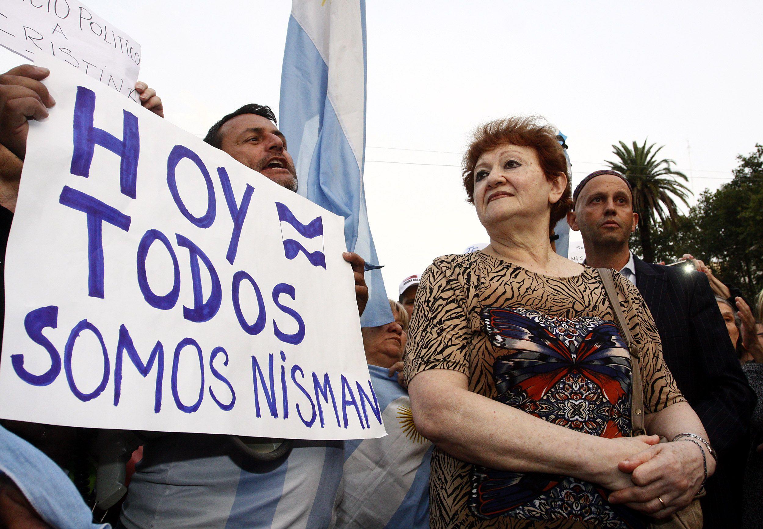 Abogados y jueces exhortaron al pronto esclarecimiento de la muerte de Nisman
