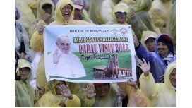 El Papa adelantó su vuelta a Manila