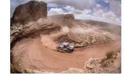 El equipo Toyota OIL C5N superó los obstáculos y sigue en carrera